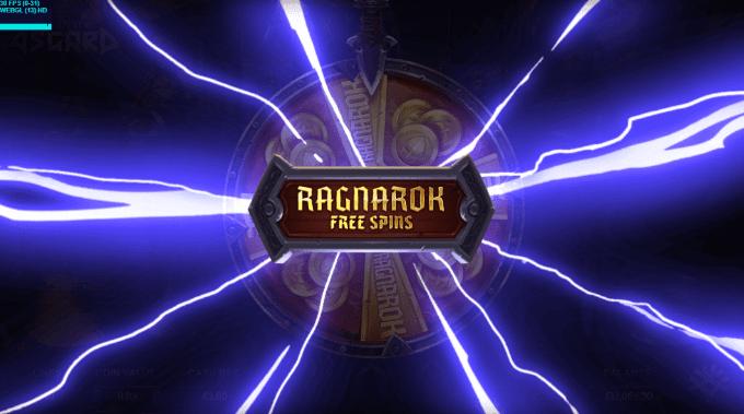 Age of Asgard Ragnarok Free Spins