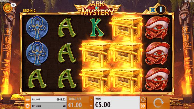 Spil Ark of Mystery