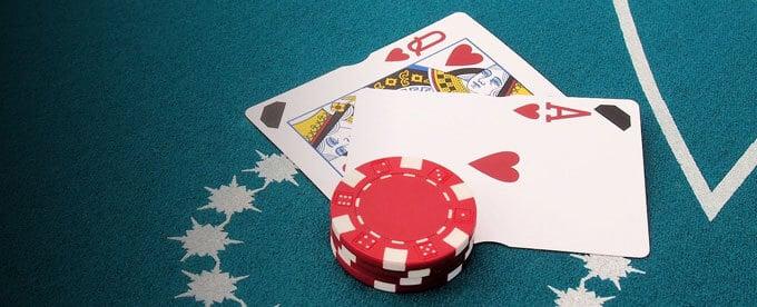 Spil Blackjack hos Goliath Casino