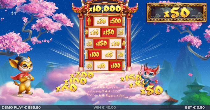 Spil på Chi spillemaskinen hos Maria Casino