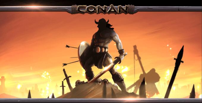Conan er produceret af NetEnt