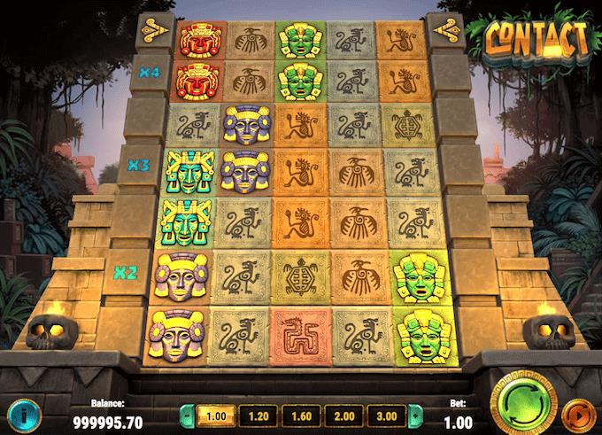 Spil Contact spilleautomaten hos Mr Green Casino