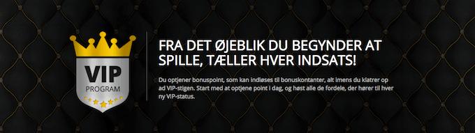 Spil hos Dansk777 Casino