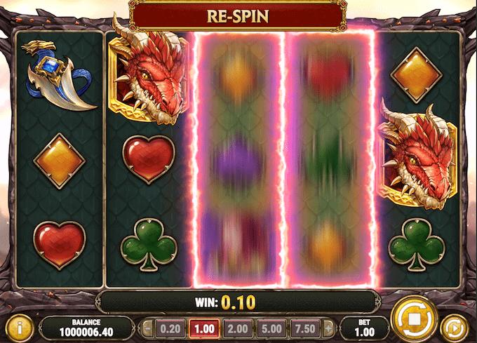 Spil Dragon Maiden hos Dansk777 Casino