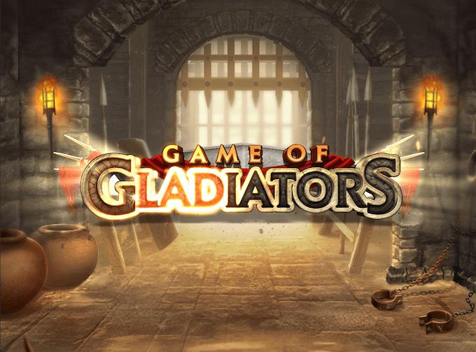 Game of Gladiators spillemaskine anmeldelse