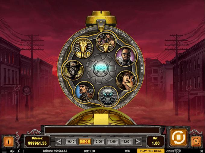 Golden Colts spilleautomaten kan spilles hos Goliath Casino