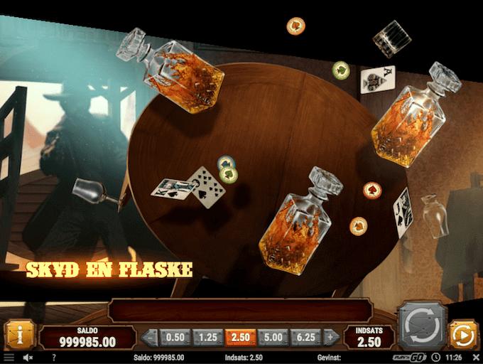 Spil Gunslinger: Reloaded hos LeoVegas