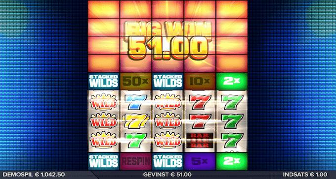 Prøv Hit It Big hos Unibet Casino