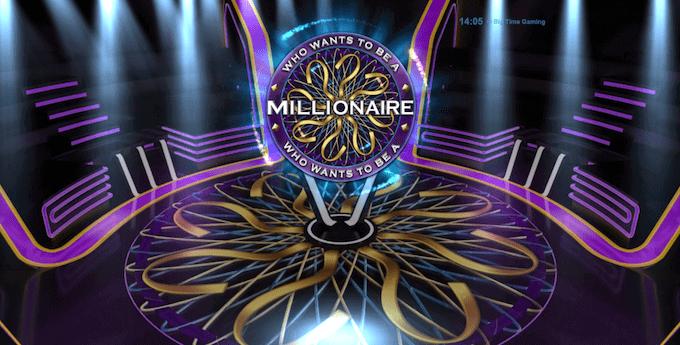 Hvem vil være millionær spil hos Unibet Casino