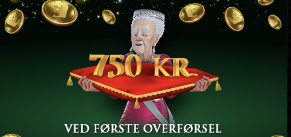 750 kr. i bonus