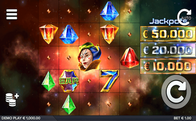 Spil Joker Gems hos Maria Casino