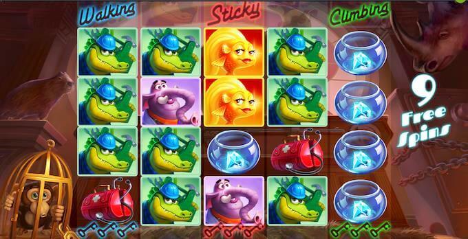 Spil Lake's Five spilleautomat hos Mr Green