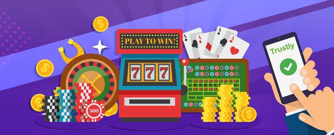 Lyncasino tilbyder over 500 forskellige casino spil
