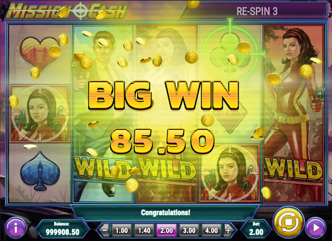 Vind op til 5.000x i Play'n GOs nye spillemaskine