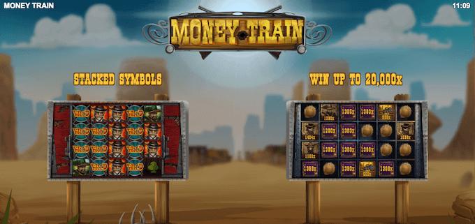 Money Train er produceret af Relax Gaming