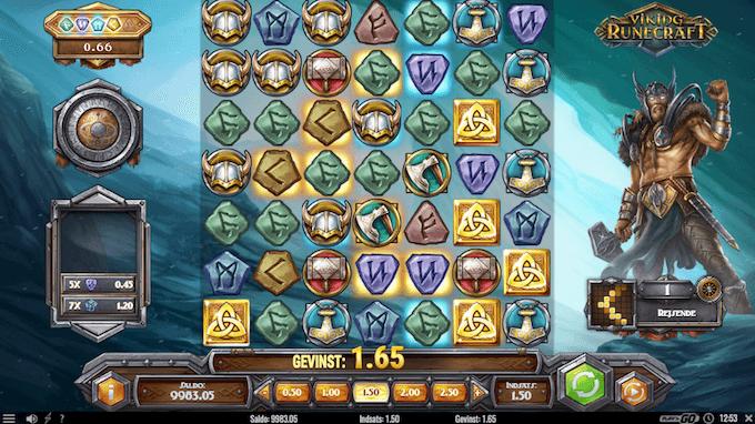 Prøv Viking Runecraft på karamba casino