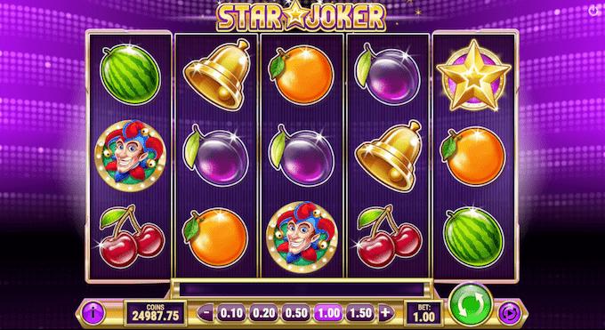 Spil Star Joker hos LeoVegas