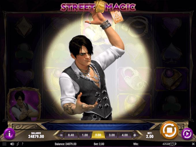 Prøv Street Magic hos Goliath Casino