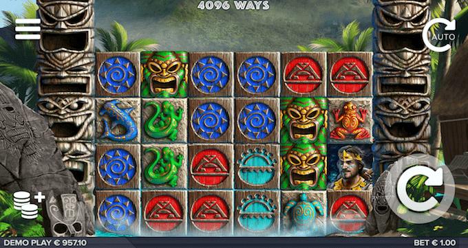 Spil på Tahiti Gold hos LeoVegas
