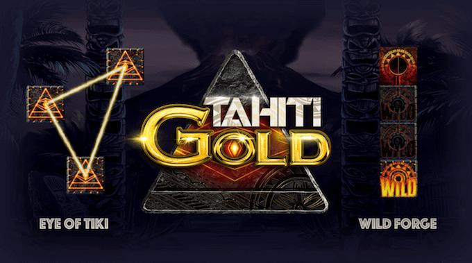 Tahiti Gold spillemaskine