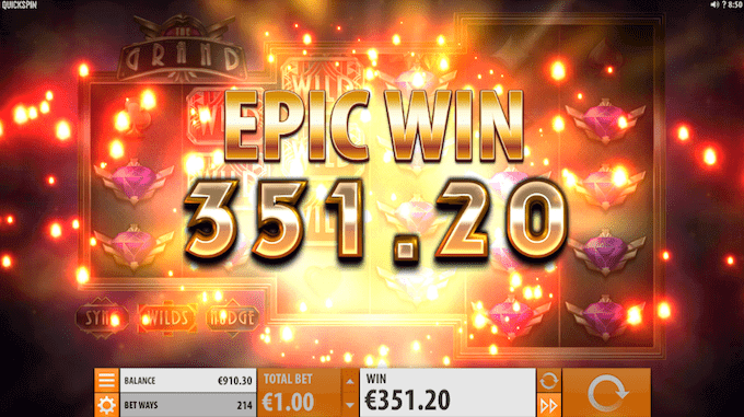 Spil The Grand hos Unibet Casino