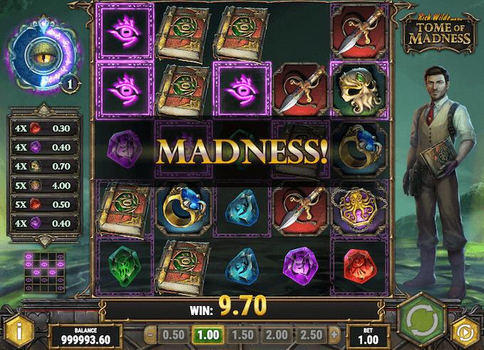 Tome of Madness er inspireret af H.P. Lovecraft