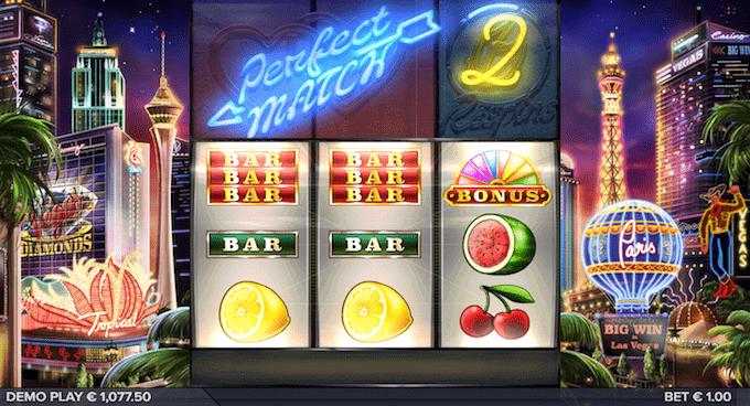 Spil Vegas Diamonds hos Maria Casino