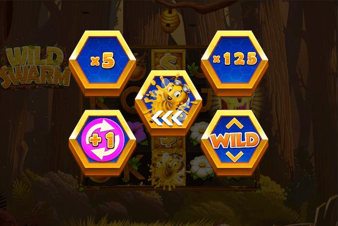 Spil Wild Swarm hos Unibet Casino