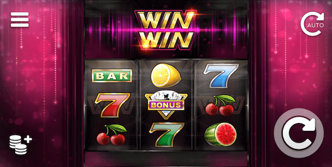 Er det en win win situation at spille på Win Win spillemaskinen?