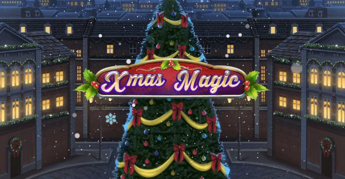 Xmas Magic er produceret af Play'n GO